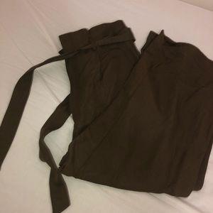 H&M Paper bag Waist Pant